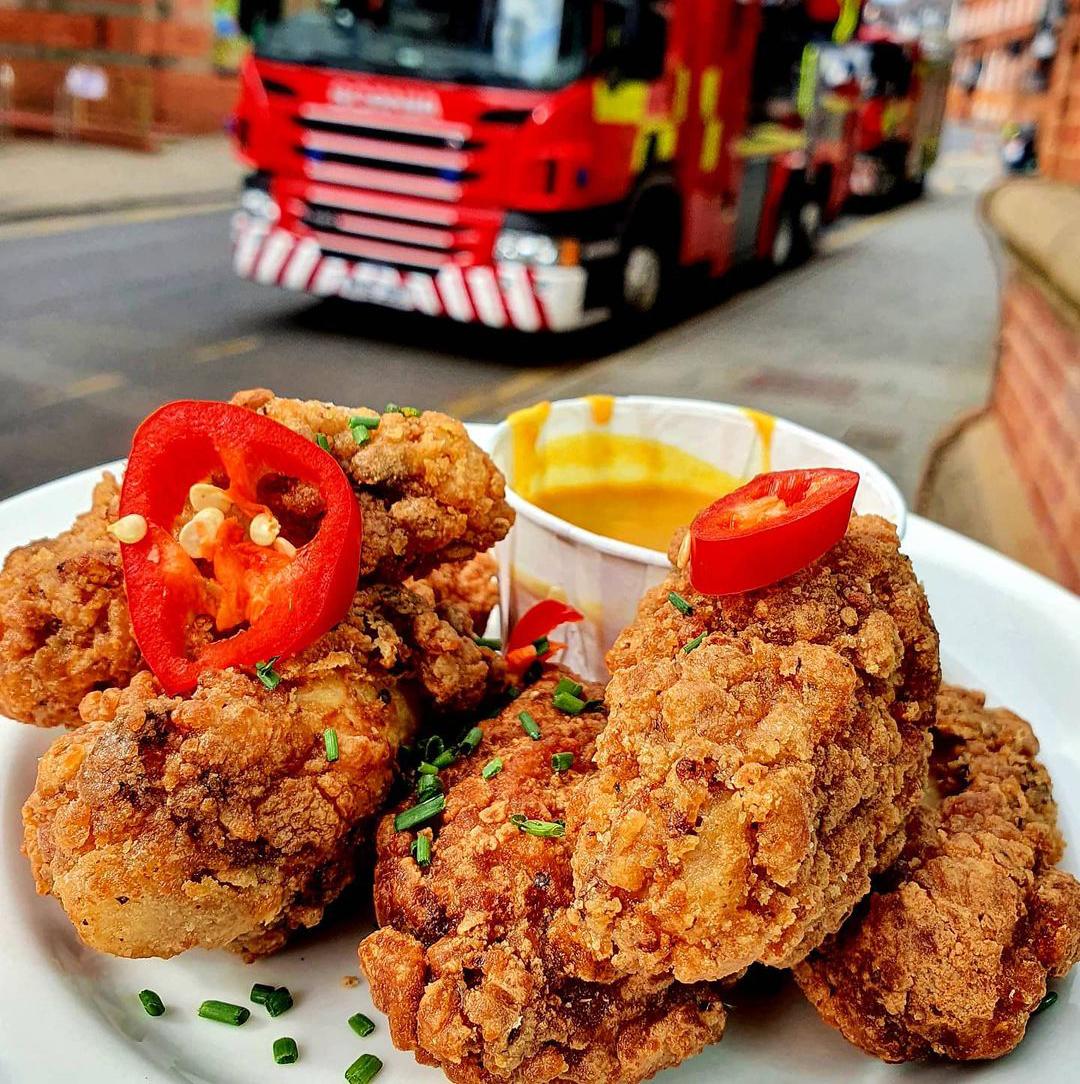 bajan chicken wings